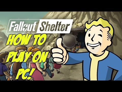 How To Play Fallout Shelter On PC