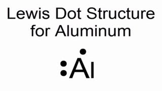 Alf6 3 lewis dot structure