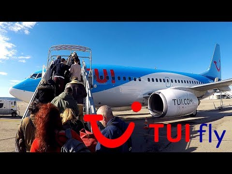 FLIGHT REPORT / TUI FLY BOEING 737-700 / MARSEILLE - CLERMONT FERRAND