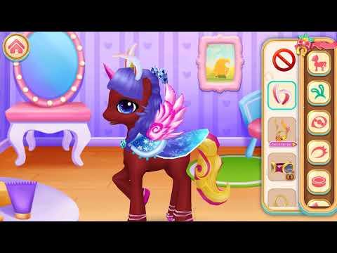 Pony Princess Academy Dress up and Style #2/Академия пони-принцесс #2