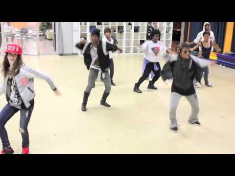 J Cole  Work Out Jeremy Strong & Codie Wiggins Choreography