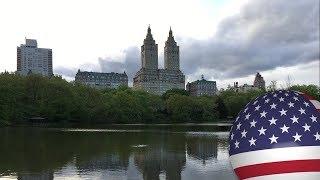НЬЮ-ЙОРК БЕСПЛАТНО / ЦЕНТРАЛЬНЫЙ ПАРК В НЬЮ-ЙОРКЕ / CENTRAL PARK NEW YORK / FREE NEW YORK