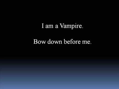 The Vampire Creed