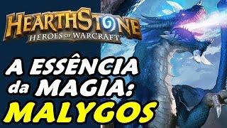 Ranqueado com MALYGOS Rogue!! - Hearthstone