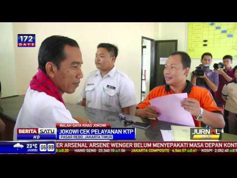 "Jokowi Bikin PNS Walikota Jaktim ""Gemetaran"""