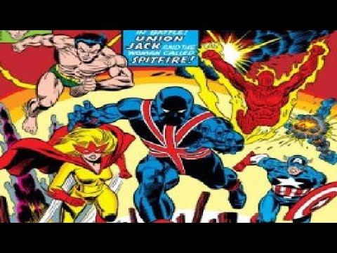 Video Tag - Create a DC version of The Invaders
