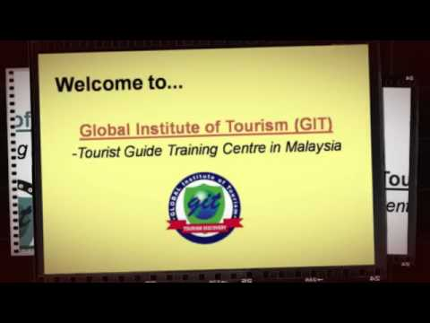 [NPQ] Tourist Guide Course, Malaysia - GIT