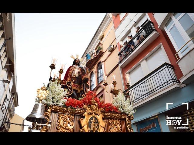 VÍDEO: SEMANA SANTA 2017: Martes Santo: El Carmen