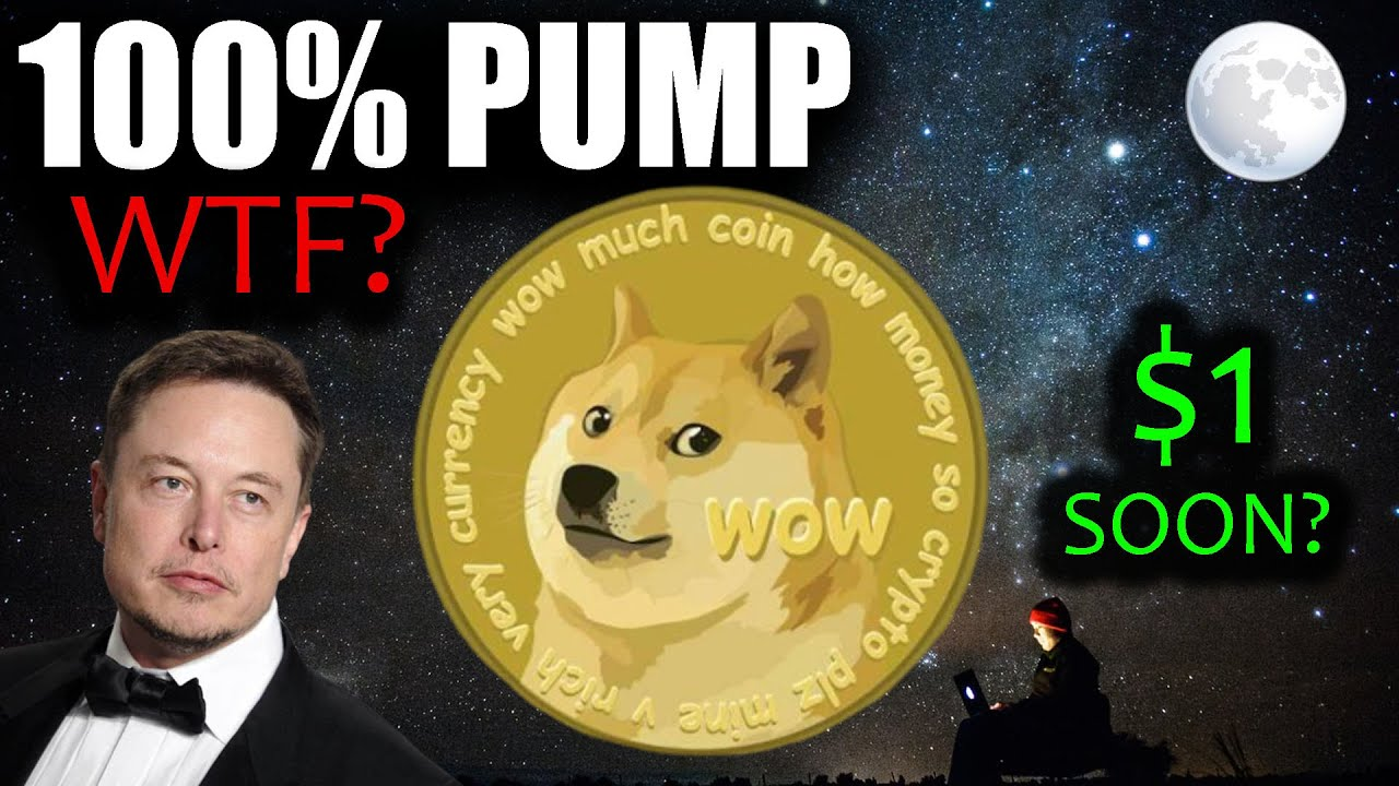 DOGECOIN TO ? WHY THIS IS IMPORTANT!