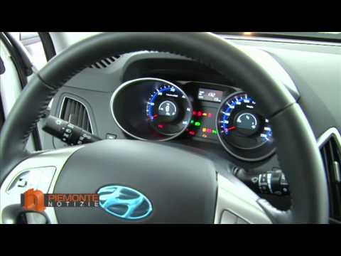 Presentazione Hyundai ix35