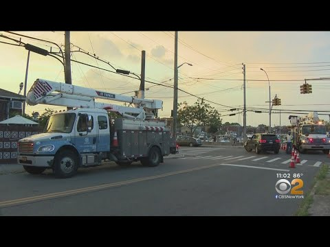 Tens Of Thousands Without Power In Brooklyn