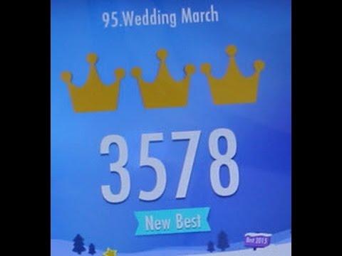 Piano Tiles 2 Wedding March Mendelssohn World Record 3578 Premium Song