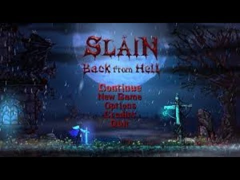 Slain: Back from Hell |