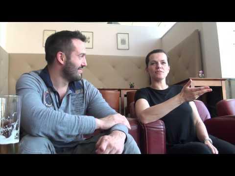 Intervju Med Marta Jandová och Václav Noid Bárta