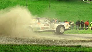 CHRISTOF KLAUSNER  AUDI QUATTRO  SHOW / AUSTRIAN RALLYE LEGENDS 2017     ( HD )