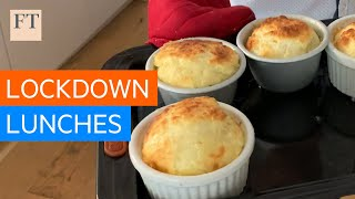 Lockdown lunches: how to make a soufflé fit for a 1970s dinner party | FT