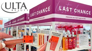 ULTA CLEARANCE!!!? .97 CENT SA…