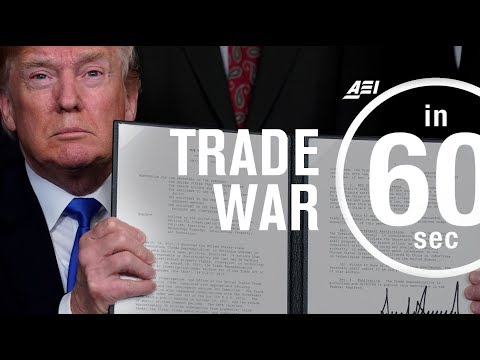 US-China: Trade war? | IN 60 SECONDS
