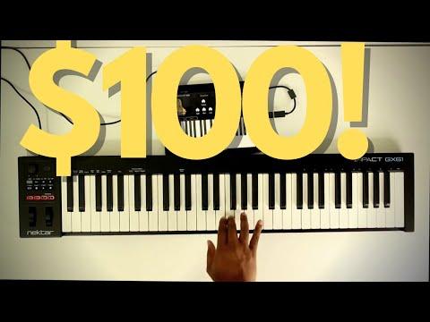 Nektar GX61 Review!