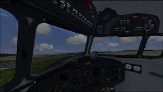 présentation du douglas dc 3 c47 de flightgear