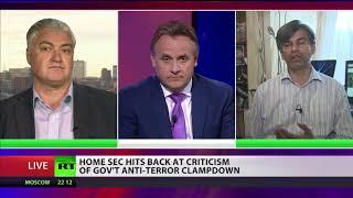 Sajid Javid hits back at criticism of Tories anti-terror clampdown (Debate)