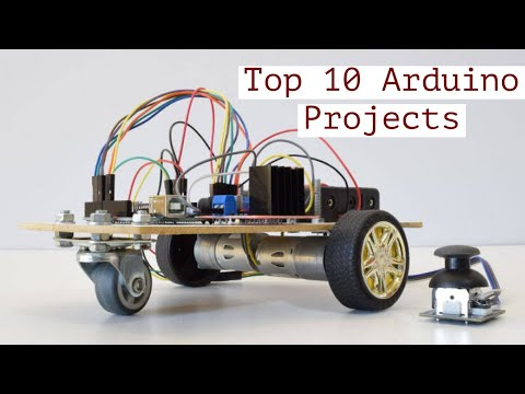Top 10 Arduino Projects | Arduino Projects