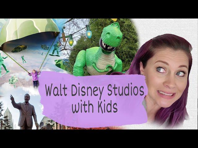Walt Disney Studios At Disneyland Paris With Kids | Disney Family Travels 2020