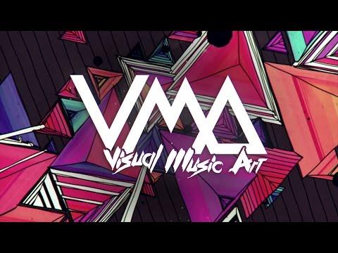 Goblins from Mars - Lucid (Visual Music Art Video) -  [VMA]  VJ Visualization Edit