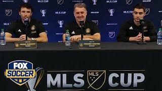 Atlanta United FC Player Press Conference | FOX SOCCER