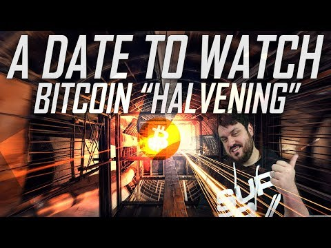A Date To Watch: The Bitcoin 'Halvening'