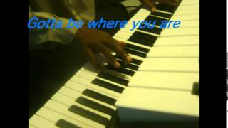 For your Glory Tasha Cobbs (Lyrics) piano