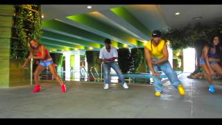"Bend Over by ""Machel Montano"" choreography by Dorian Greyfox! ft. Alejandro Nike!"