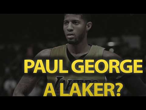 Paul George Tells Indiana Pacers That He Intends To Sign WIth Los Angeles Lakers In 2018 As FA