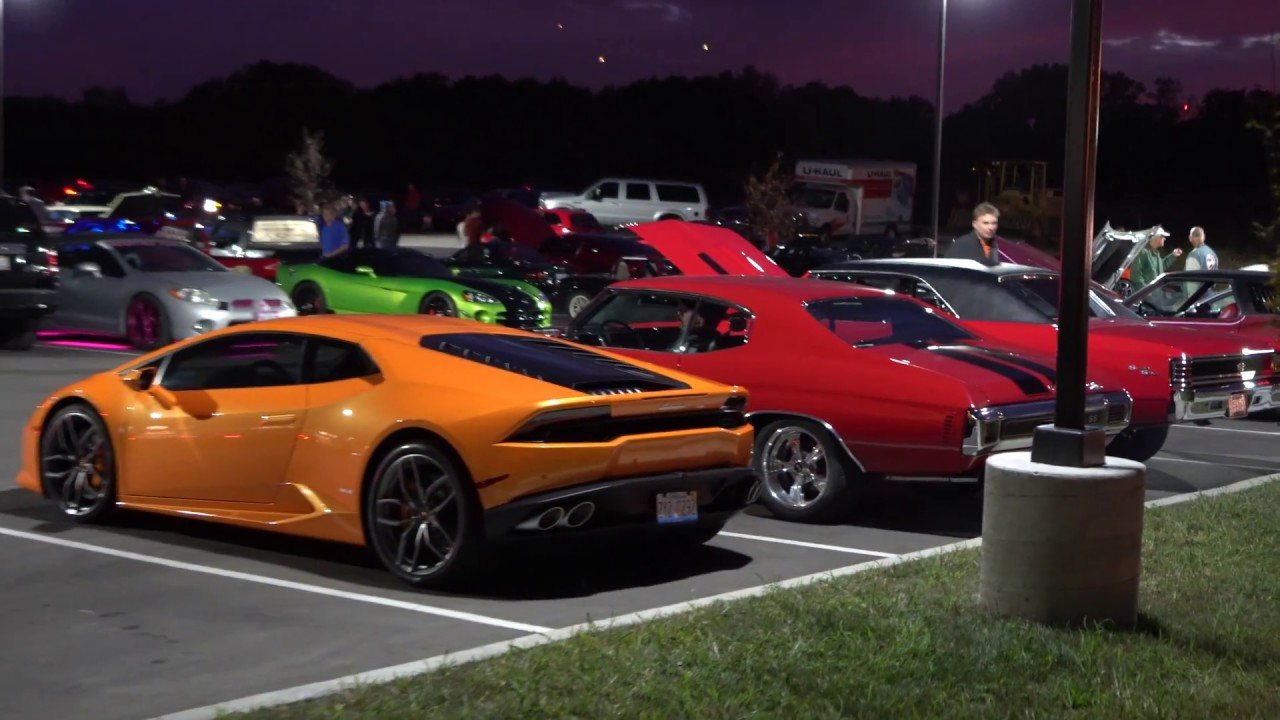 cars exotic meet leaving acceleration awesome engine