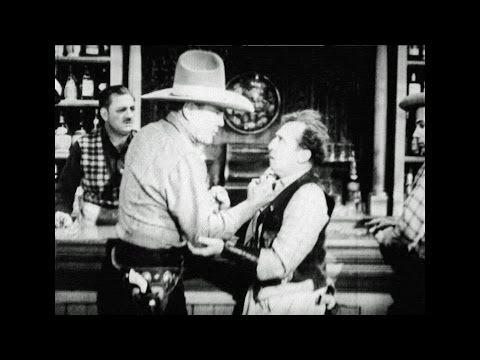 Full Length HD Western - Below the Border 1942 Rough Riders