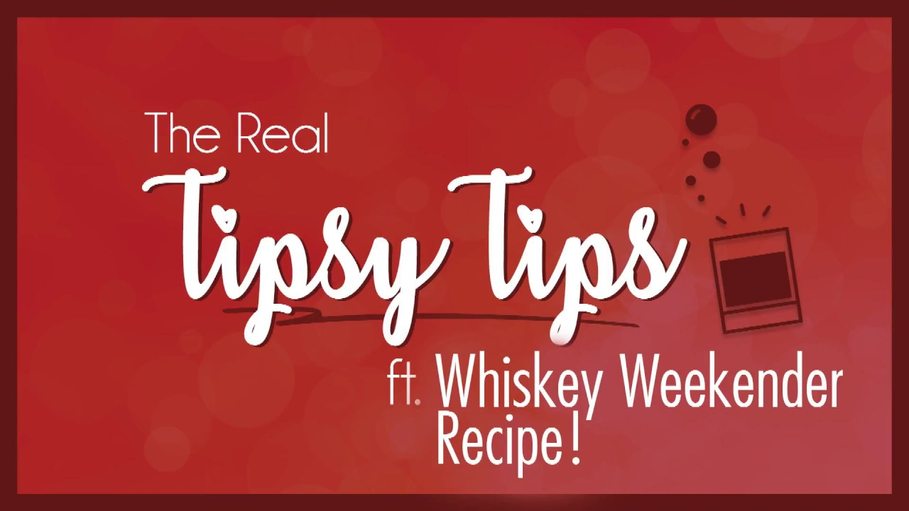 WEB EXCLUSIVE: How To Make A Delicious 'Whiskey Weekender'