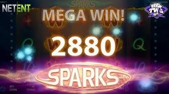 Sparks Online Slot from NetEnt 💥