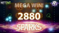 Sparks Online Slot from NetEnt 💥