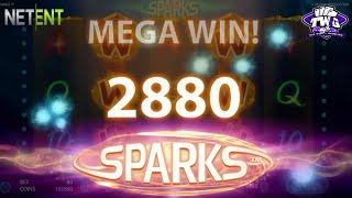 Sparks Online Slot from NetEnt