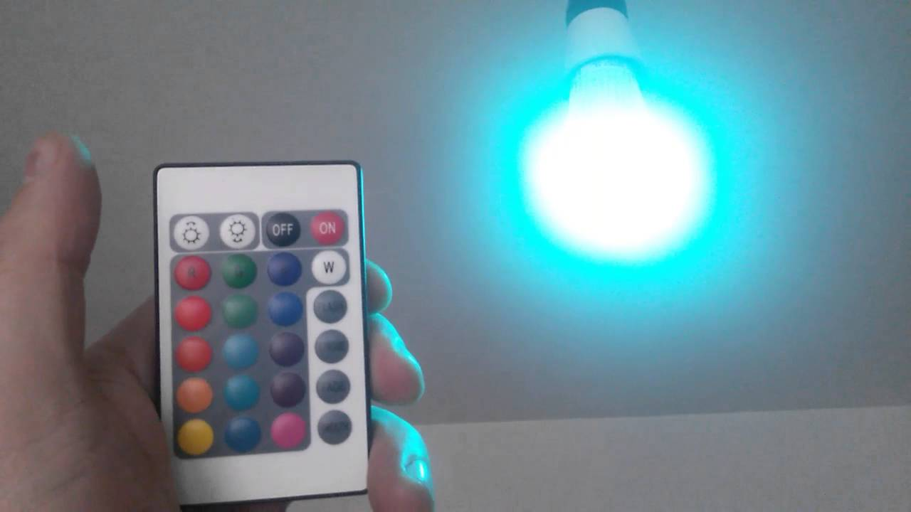 Livarno led night light - Livarno Lux Led Colour Effect Lamp
