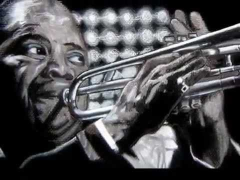 "Louis Armstrong - ""Winter Wonderland"""