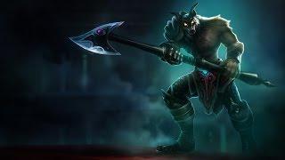 Nasus Cavaleiro do Terror - League of Legends (Completo BR)