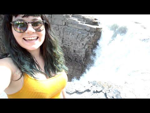 CRESCENT WATERFALLS - ALBERTA CANADA!