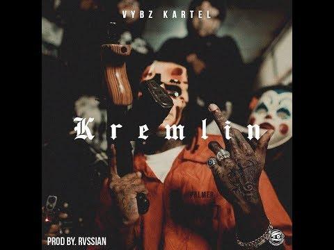 Vybz Kartel - Kremlin - Moscow Riddim Instrumental [Remake] [Nov 2017]