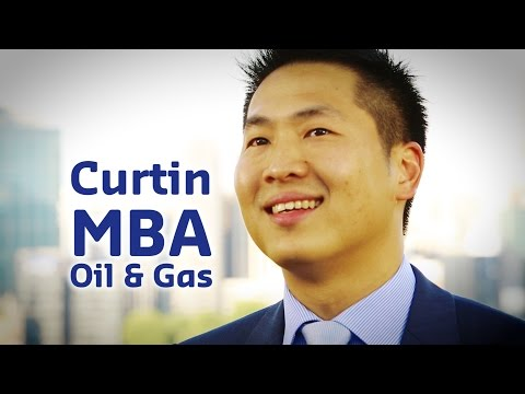 Curtin's Oil & Gas MBA: Jay's story
