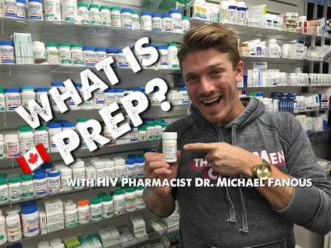 What is PrEP? with HIV Pharmacist Dr. Michael Fanous