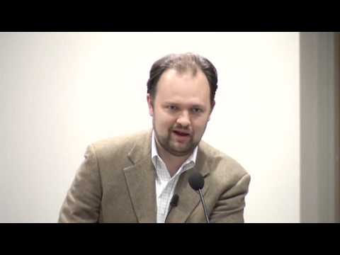 New York Times Columnist, Ross Douthat Speaks at Mary About American Christianity