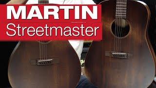 Martin D-15M & 000-15M Streetmaster