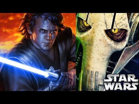 The ONLY Jedi Dooku Said Grievous Could NEVER Beat and Why - Star Wars Explained