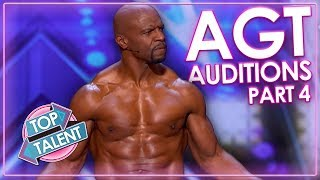 Terry Crews S Golden Buzzer Week America S Got Talent 2019 Part 2 Auditions Top Talent MP3